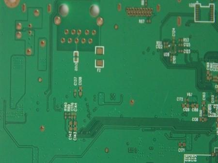 智能扫地机线路板制作
