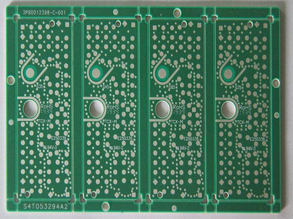 5G低通滤波器线路板