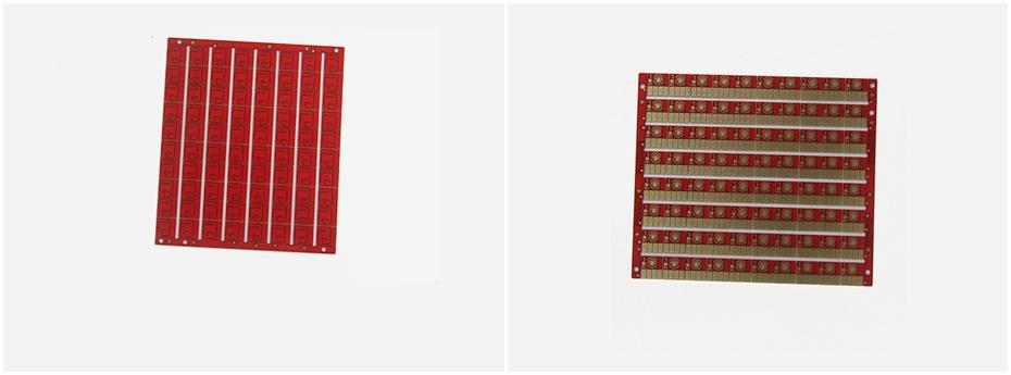 打印耗材PCB线路板展示图