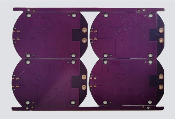 4层OSP5G天线PCB板