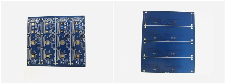 智能家电PCB线路板展示图