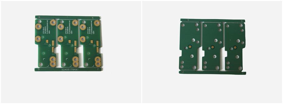 5G基站PCB线路板展示图