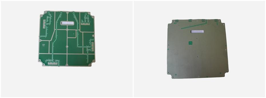 5G天线主板线路板展示图