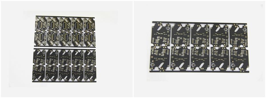 智能识别设备PCB线路板展示图