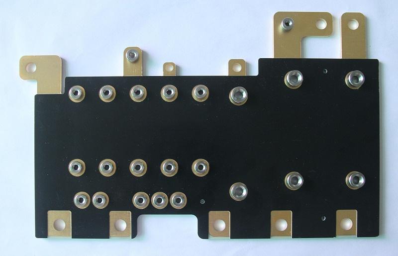 PCB线路板厂家遇到阻焊不良的原因和技术处理
