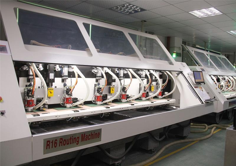 印刷电路板-锣板器械